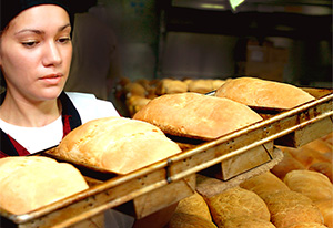 Приготовление хлебобулочных изделий