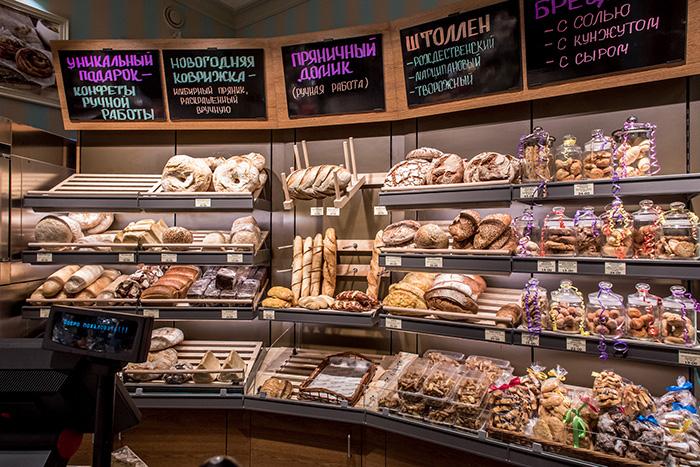 Реализация хлебобулочных изделий