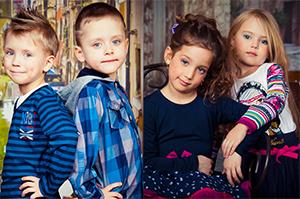 Торговля детской одеждой