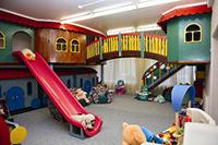 Частный детсад - игровая комната