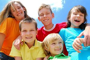 Дети в школе развития