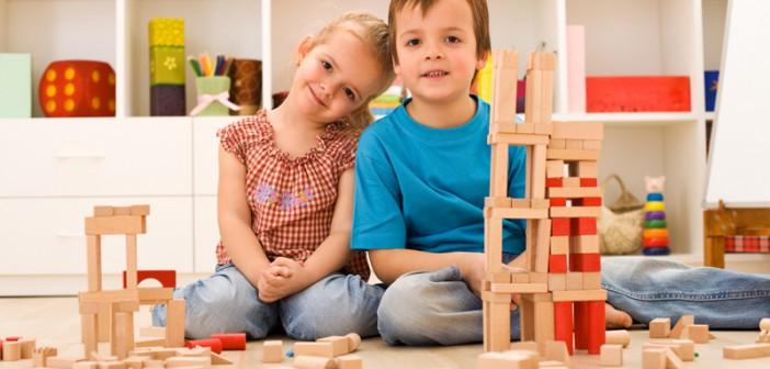 Открытие детского развивающего центра