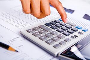 Расчет доходов по формуле