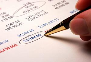 Расчет прибыли до уплаты налогов
