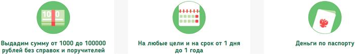 Центр Займов в Подольске